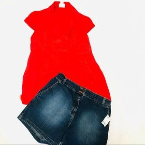 Mimi Maternity and mother size S combo
